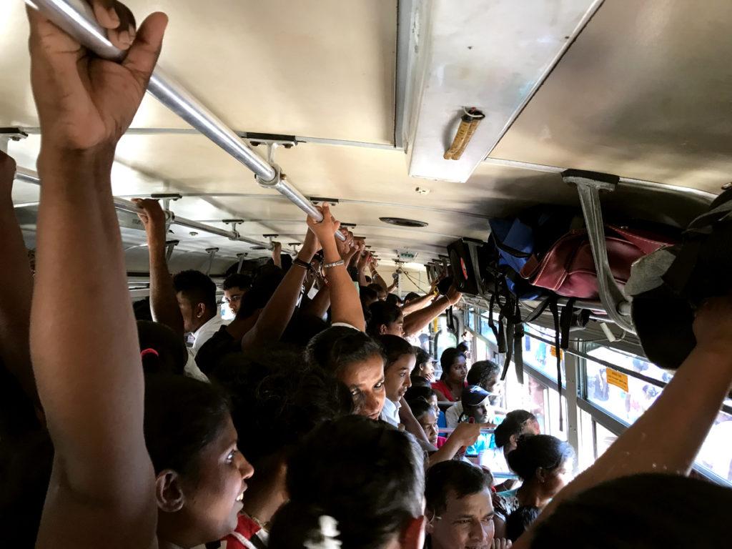 Sri Lanka Bus client