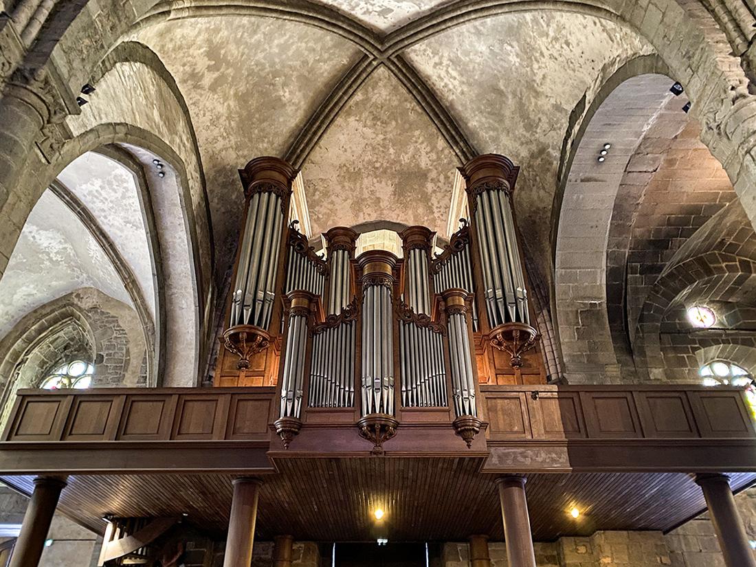 Grand orgue de la Cathédrale Saint Vincent de Saint Malo