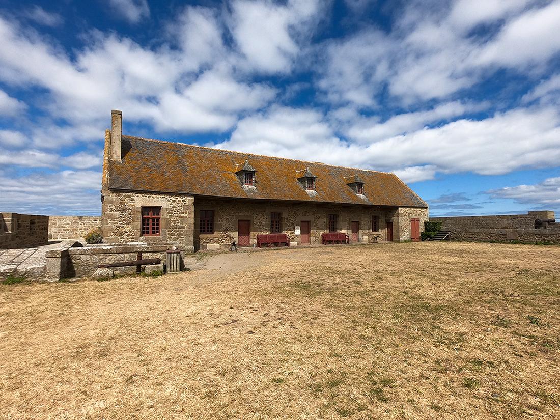 Maison du Fort National de Saint-Malo