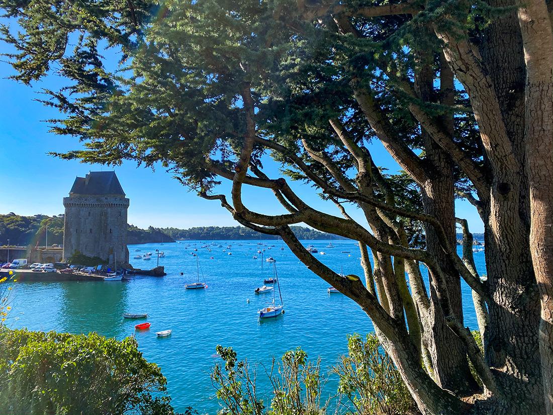 Le Port d'Aleth à Saint-Malo