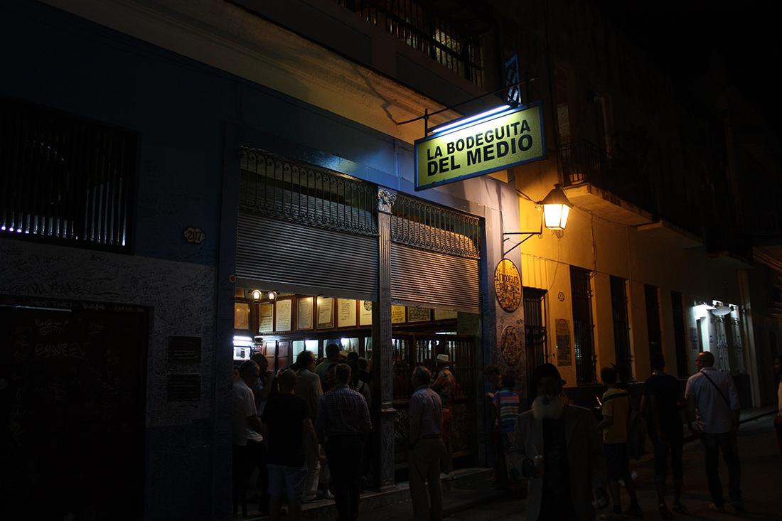 Bar Bodeguita del Medio de la Havane
