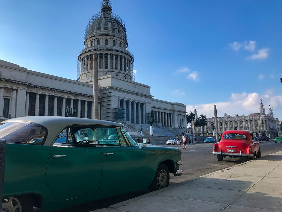 Capitol de la Havane