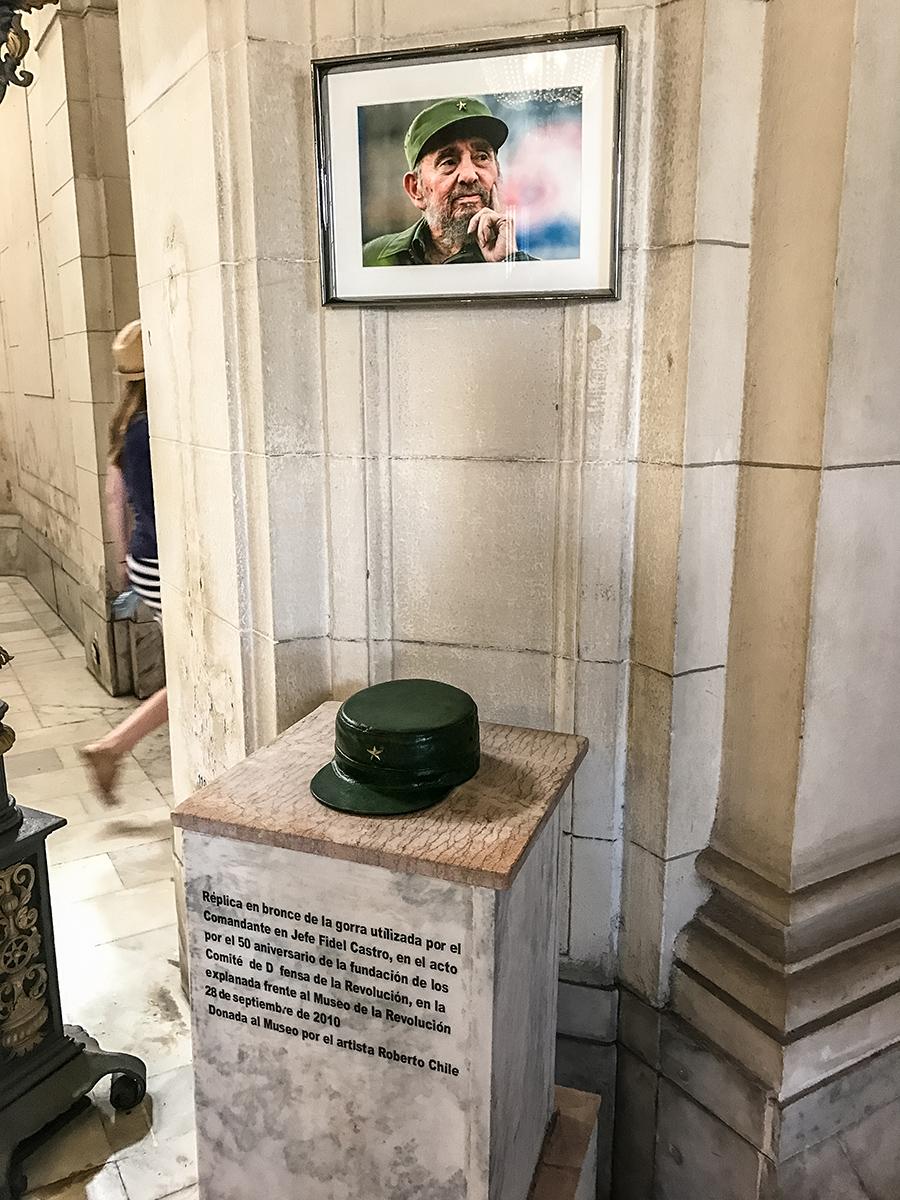 Mémorial de Fidel Castro