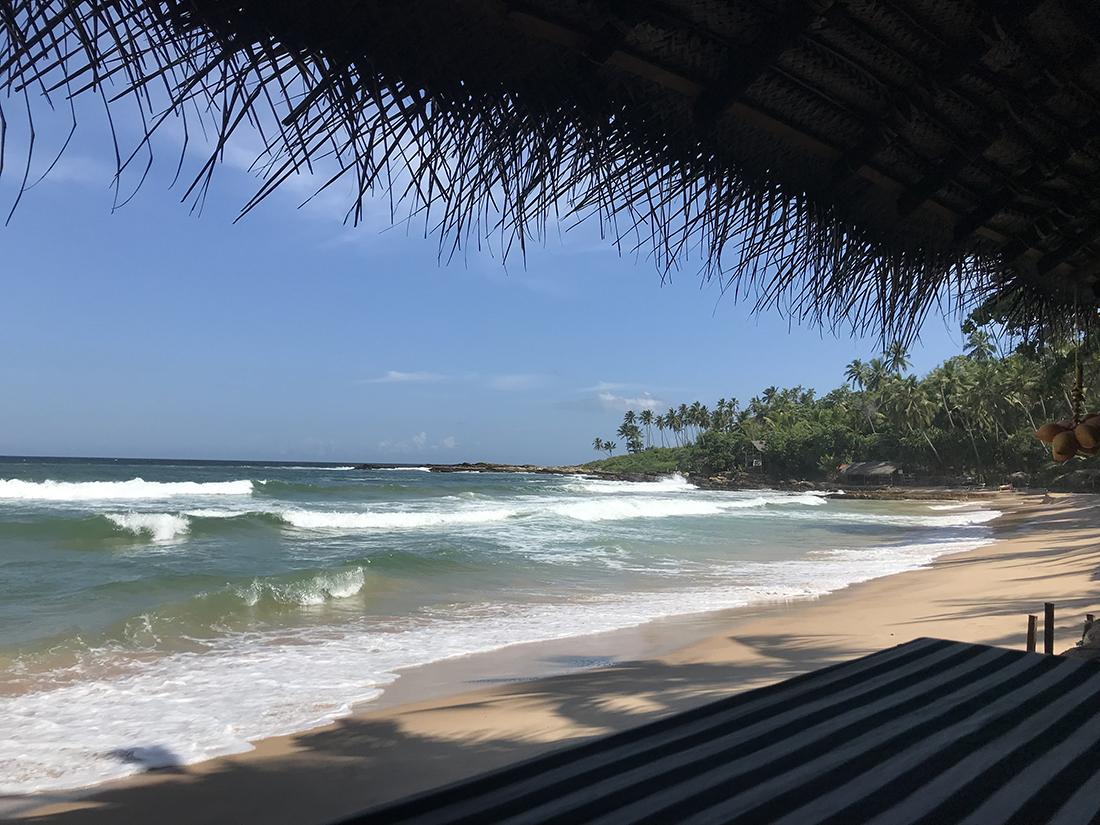 Plages Sri Lanka Goyambokka Restaurant