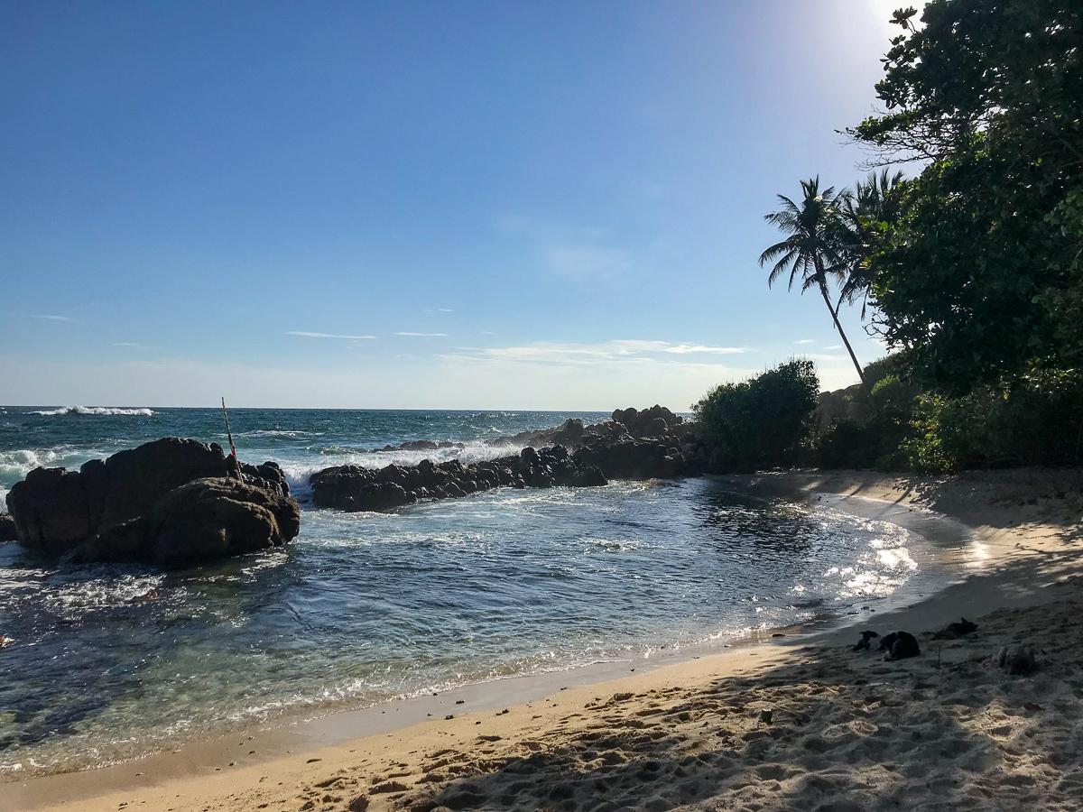 Plages Sri Lanka Mirissa Secret beach