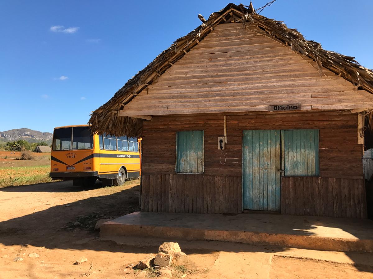 Ecole de Viñales