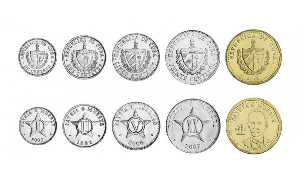 monnaie de cuba CUP